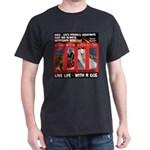 Hectic Hudson - Live Life With A Dog T-Shirt