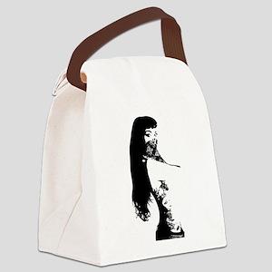 Thug Canvas Lunch Bag