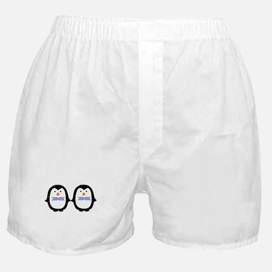 Teo Male Penguins Boxer Shorts