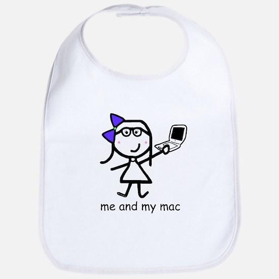 Girl & Mac Bib