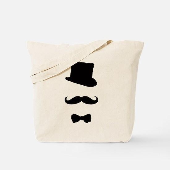 Gentlemen Tote Bag