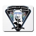 Acapella WOOF Mousepad