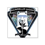 Acapella WOOF Sticker