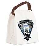Acapella WOOF Canvas Lunch Bag