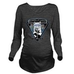 Acapella WOOF Long Sleeve Maternity T-Shirt