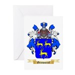 Grinwurcel Greeting Cards (Pk of 20)