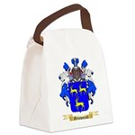 Grinwurcel Canvas Lunch Bag
