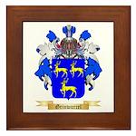 Grinwurcel Framed Tile