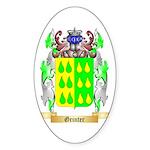 Grinter Sticker (Oval)