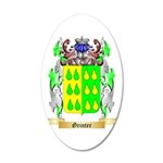 Grinter 20x12 Oval Wall Decal