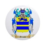 Grinov Ornament (Round)