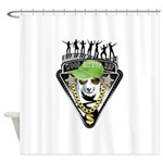 HipHop WOOF Shower Curtain
