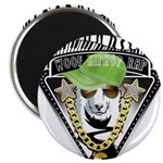 HipHop WOOF Magnets
