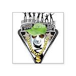 HipHop WOOF Sticker
