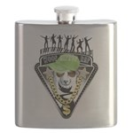 HipHop WOOF Flask