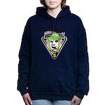 HipHop WOOF Women's Hooded Sweatshirt