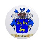 Grinkraut Ornament (Round)