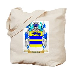 Grinishin Tote Bag