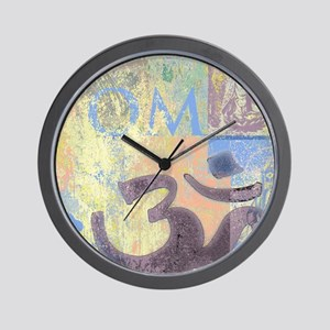 Do You Om? Wall Clock