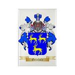 Grinhole Rectangle Magnet (100 pack)