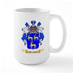 Grinhole Large Mug