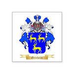 Grinheim Square Sticker 3