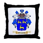 Gringlass Throw Pillow