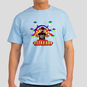 Retro God Light T-Shirt
