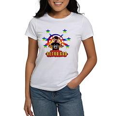 Retro God Women's T-Shirt