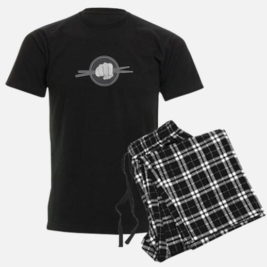 Fist With Drum Stick Pajamas