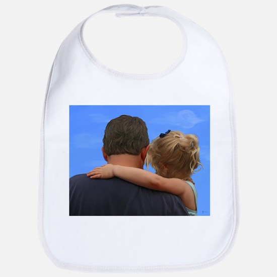 Me and My Dad Bib