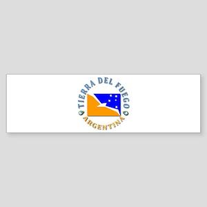 Tierra del Fuego Bumper Sticker