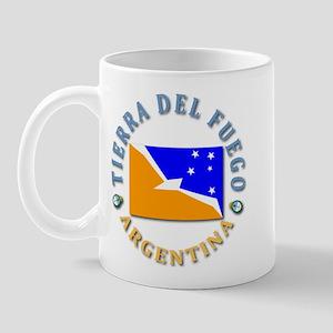 Tierra del Fuego Mug