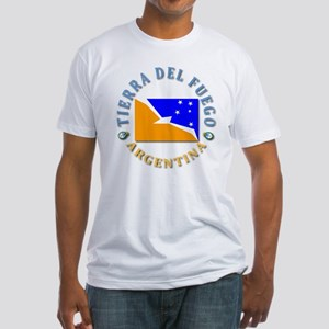 Tierra del Fuego Fitted T-Shirt