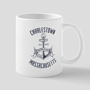 Charlestown, Boston MA Mug