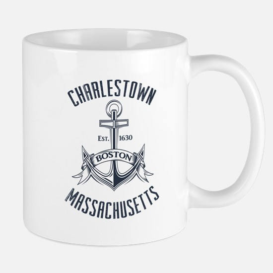 Charlestown, Boston MA Mug