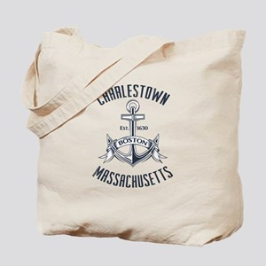 Charlestown, Boston MA Tote Bag