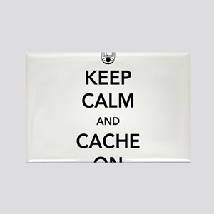 Keep and calm cache on Magnets