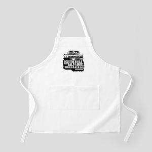 Supernatural Christmas T-Shirt (Deck t Light Apron