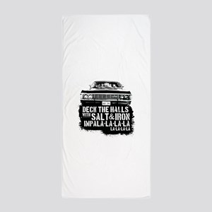 Supernatural Christmas T-Shirt (Deck t Beach Towel