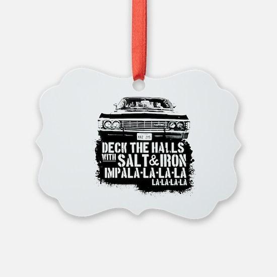 Supernatural Christmas T-Shirt (D Ornament