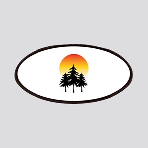 Moon Trees Patches