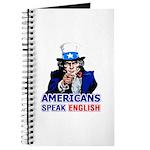 Americans Speak English Journal