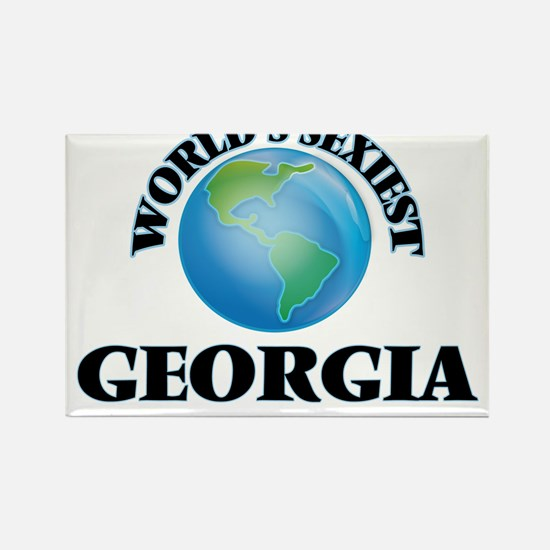 World's Sexiest Georgia Magnets