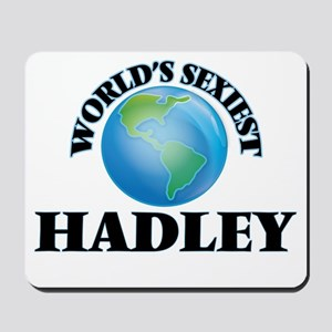 World's Sexiest Hadley Mousepad