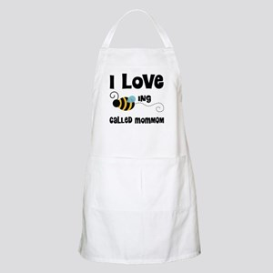 I Love Being Called MomMom Apron
