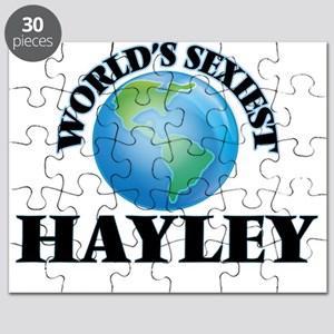 World's Sexiest Hayley Puzzle