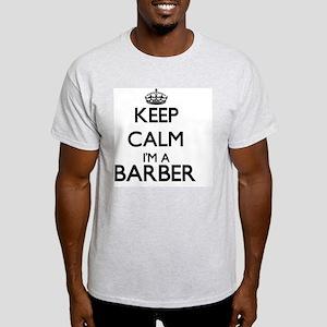 Keep calm I'm a Barber T-Shirt