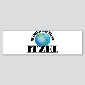 World's Sexiest Itzel Bumper Sticker