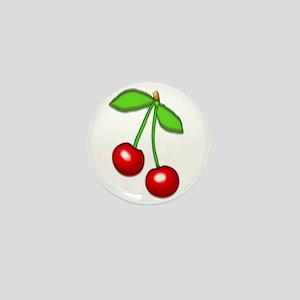 Cherry Delight Mini Button